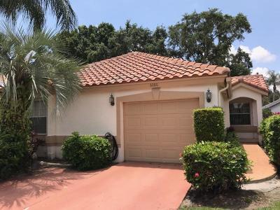 Boynton Beach Single Family Home For Sale: 6080 Bay Isles Drive