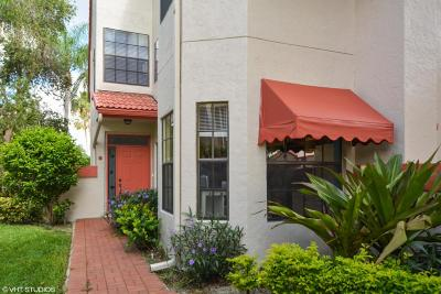 Delray Beach FL Condo For Sale: $194,500