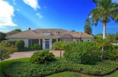 Vero Beach Single Family Home For Sale: 2140 Periwinkle Drive