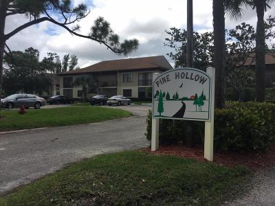 Greenacres FL Condo For Sale: $127,900