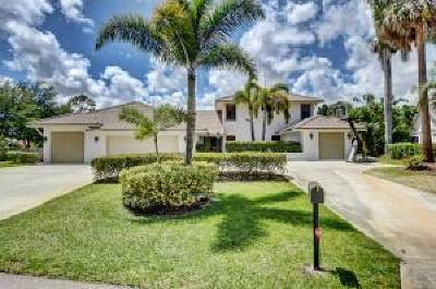 Boynton Beach Rental For Rent: 4721 Sabal Palm Drive