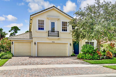 Hobe Sound Single Family Home For Sale: 7750 SE Heritage Boulevard