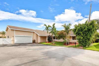 Tamarac Single Family Home For Sale: 5901 NW 88th Terrace
