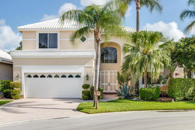 Boca Raton Single Family Home For Sale: 5771 Bridleway Circle