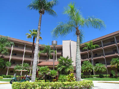 Lake Worth Rental Contingent: 4770 Fountains Drive #201