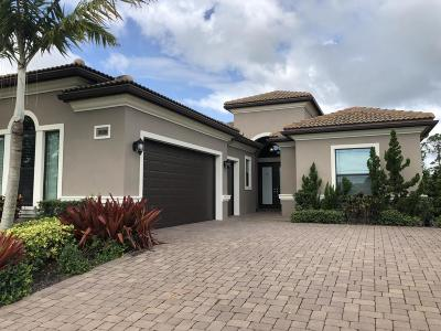 Port Saint Lucie Rental For Rent: 195 SE Calmo Circle