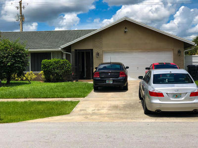 Wellington Single Family Home For Sale: 1491 Wyndcliff Drive