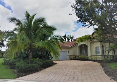 West Palm Beach Single Family Home For Sale: 7676 Preserve Court
