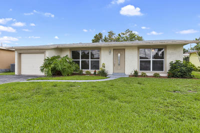 Sunrise Single Family Home For Sale: 11470 NW 39 Street