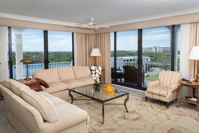 Palm Beach Condo For Sale: 2150 Ibis Isle Road #Ph 4