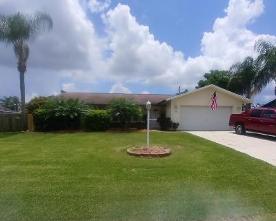 Lake Worth Single Family Home For Sale: 13 W Palm Avenue