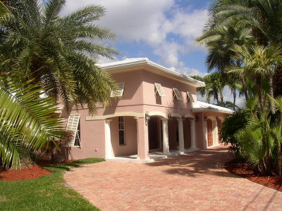Boca Raton Single Family Home For Sale: 2795 Spanish River Road