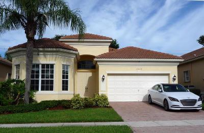 Delray Beach Single Family Home Contingent: 15378 Fiorenza Circle