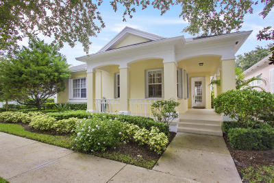 Jupiter Single Family Home For Sale: 254 Marlberry Circle
