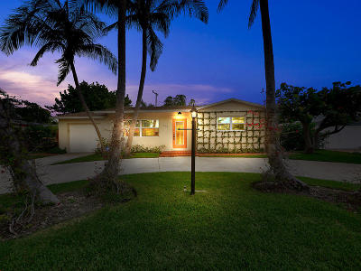 West Palm Beach Single Family Home For Sale: 239 Bunker Ranch Road