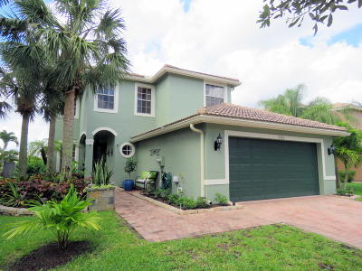 Royal Palm Beach Single Family Home For Sale: 11428 Sage Meadow Terrace