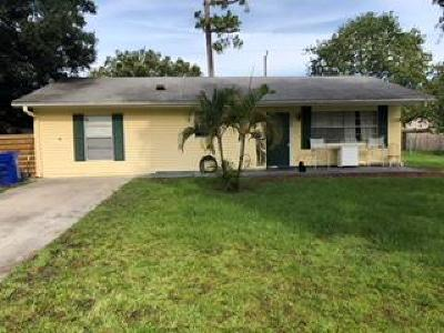 Vero Beach Single Family Home For Sale: 2505 84th Court