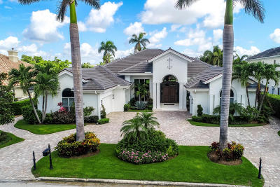 Boca Raton Single Family Home For Sale: 299 Royal Palm Way