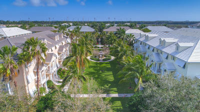 Jupiter Townhouse For Sale: 1549 Meads Bay Lane