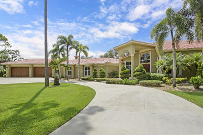 Lake Worth Single Family Home For Sale: 6420 Angus Road