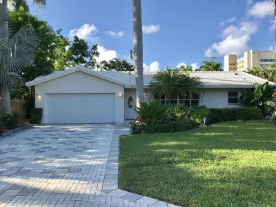 Boca Raton Single Family Home For Sale: 847 NW 7th Street
