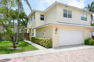 Deerfield Beach Single Family Home For Sale: 844 SE 4th Court