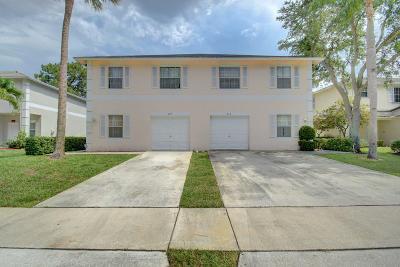 Greenacres FL Townhouse For Sale: $225,900