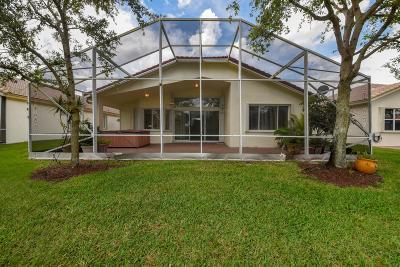 Boynton Beach Single Family Home For Sale: 8718 Bellido Circle