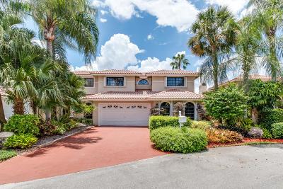 Deerfield Beach Townhouse For Sale: 759 Villa Portofino Circle