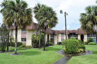 Coral Springs Condo For Sale: 8107 NW 27th Street #3