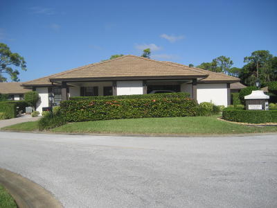 Atlantis Single Family Home For Sale: 541 Woodland Circle