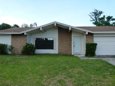 Boca Raton Single Family Home For Sale: 941 NW 8th Street