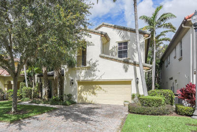Palm Beach Gardens Single Family Home For Sale: 946 Mill Creek Drive