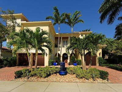 Palm Beach Gardens Single Family Home For Sale: 11503 Green Bayberry Drive
