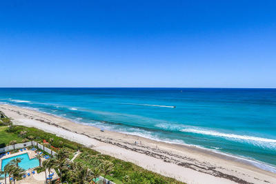 Eastpointe Condo Rental For Rent: 5380 Ocean Drive #14f