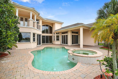 Royal Palm Beach Single Family Home For Sale: 623 Edgebrook Lane