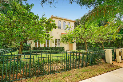 West Palm Beach Single Family Home For Sale: 270 Barcelona Road