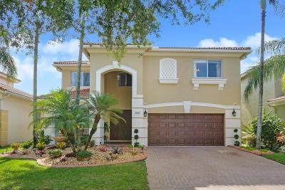 West Palm Beach Single Family Home For Sale: 888 Gazetta Way