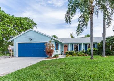 Jupiter Single Family Home Contingent: 4209 Russell Street