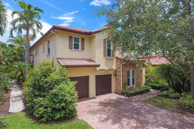 Palm Beach Gardens Single Family Home For Sale: 1710 Nature Court