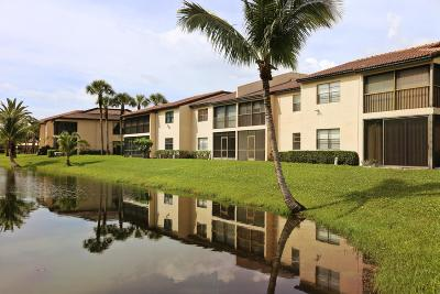 Boca Raton Condo For Sale: 9285 Vista Del Lago #C