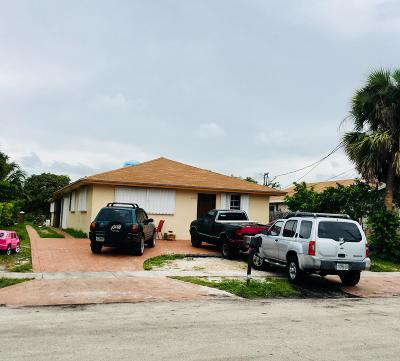 Delray Beach Single Family Home For Sale: 606 SE 2nd Avenue
