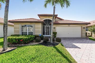 Boynton Beach Single Family Home For Sale: 10542 Sunset Isles Court