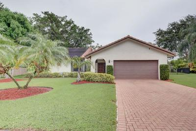 Boca Raton Single Family Home For Sale: 3208 NW 23rd Court