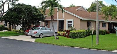 Boca Raton Condo For Sale: 8267 Summerbreeze Lane