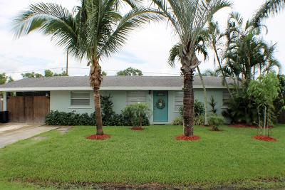 Stuart Single Family Home For Sale: 1963 SE Washington Street
