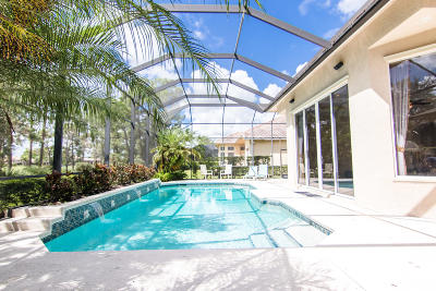 Port Saint Lucie Single Family Home For Sale: 9321 Briarcliff Trace