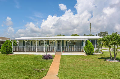 Mobile Home Sold: 7970 SE Eagle Avenue