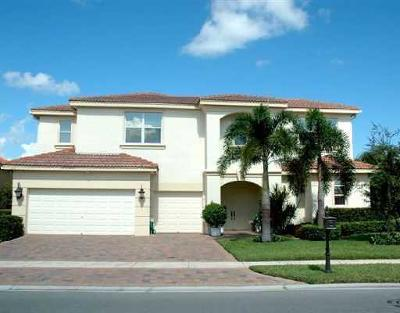 Palm Beach Gardens Rental For Rent: 106 Sedona Way