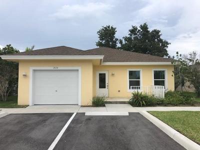 Lake Worth Single Family Home For Sale: 3573 Davis Landings Circle